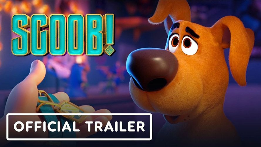 Scoob Official Trailer 2020 Family Movies Scooby Doo Official Trailer