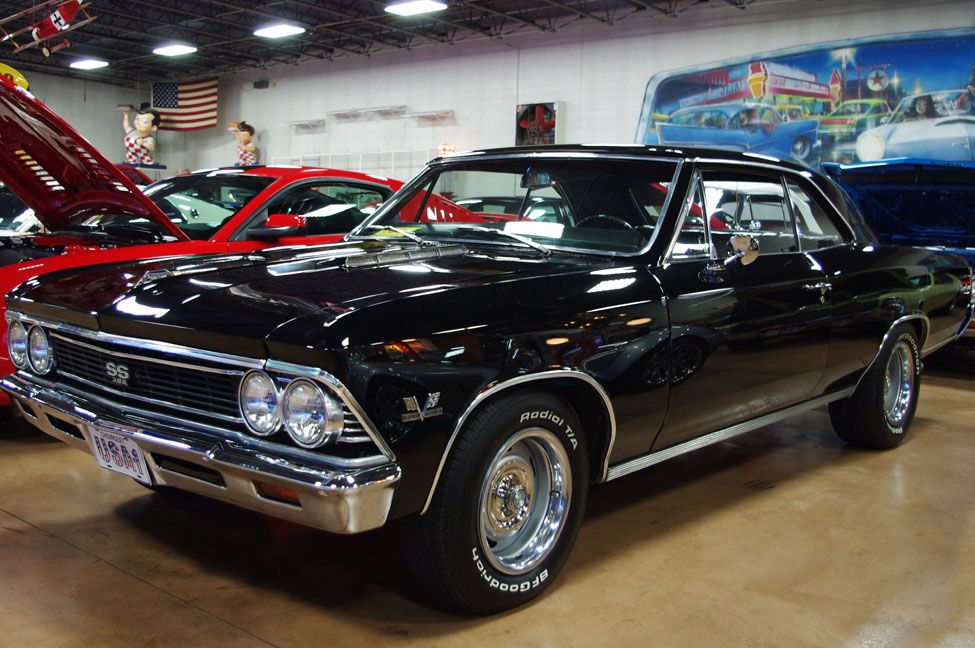 1966 Chevrolet Chevelle SS 396 2 Door Hardtop At Fast Lane Classic