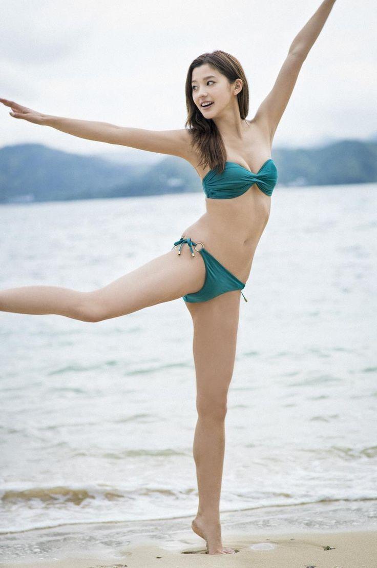 Will asian bikini idols everything, that
