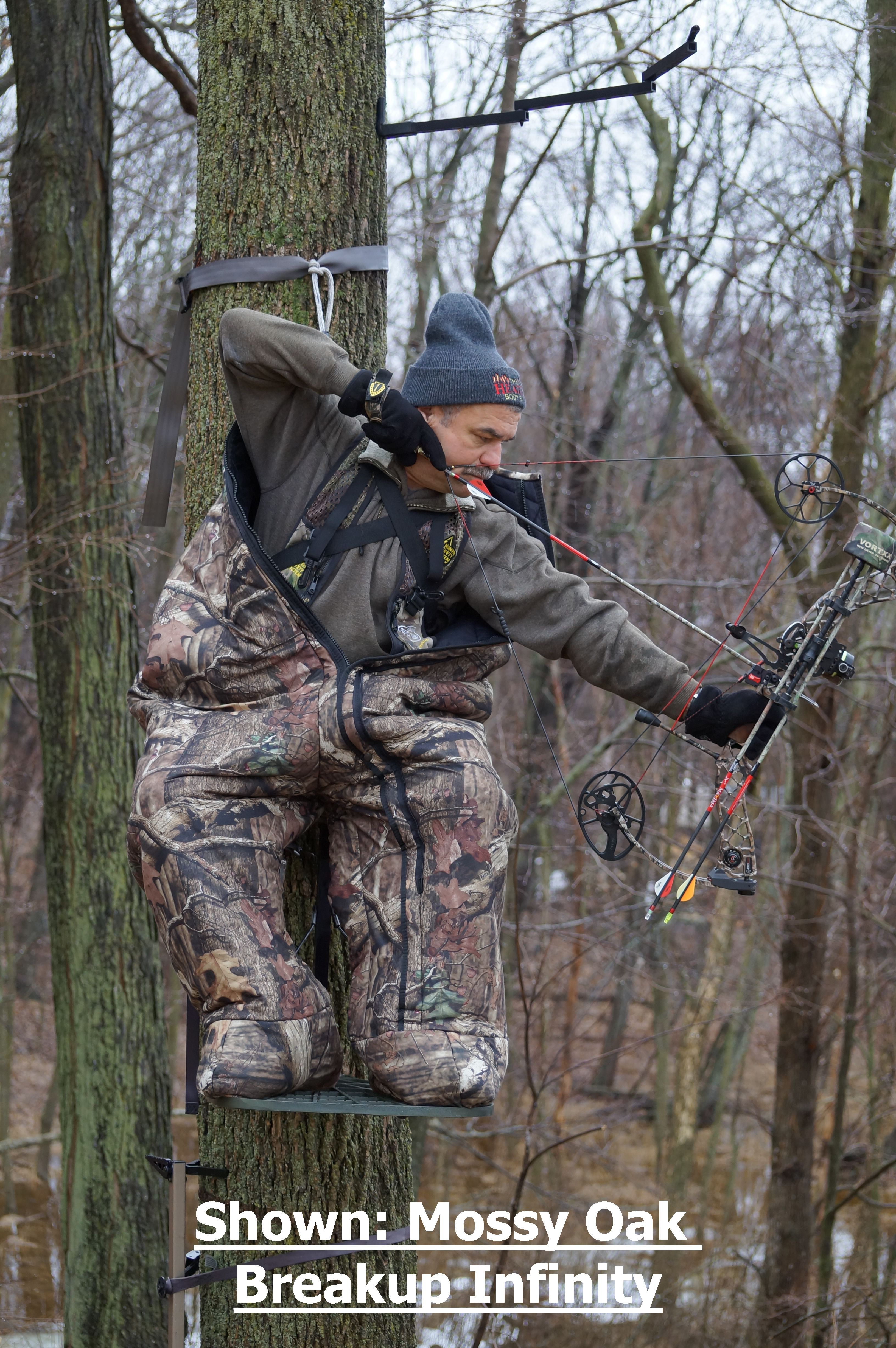 body blind heater blinds suit watch youtube hunting review