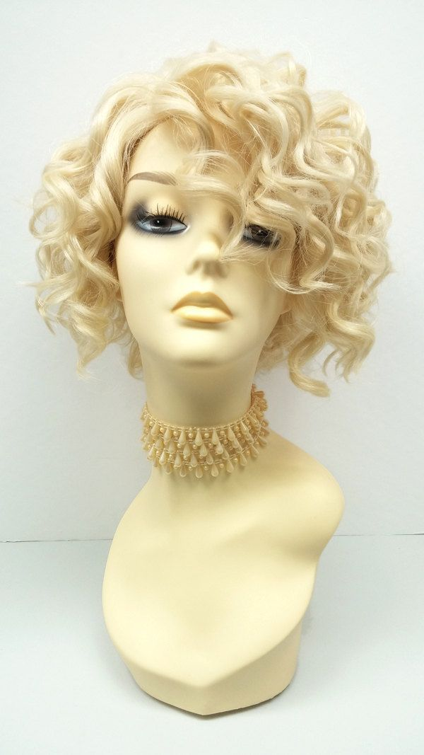 19+ Short curly blonde wig trends