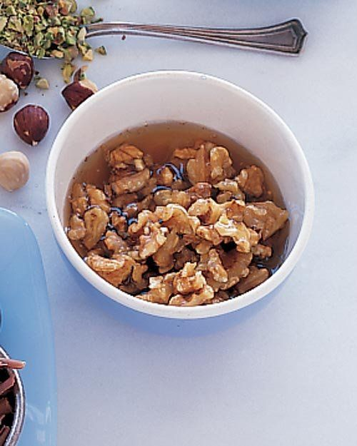 Wet Walnuts Topping