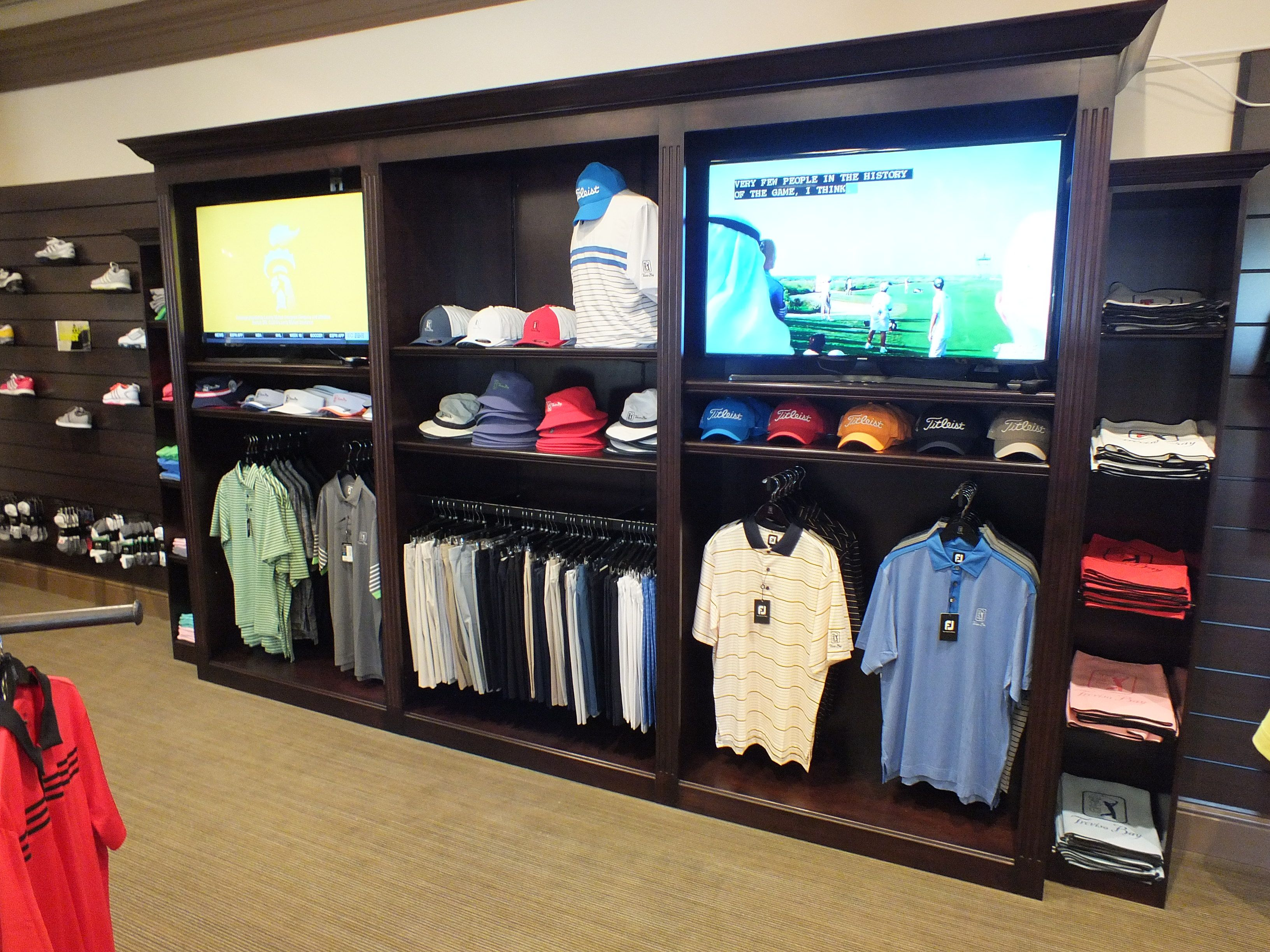 Golf Pro Design And Layout Barr Display. Free