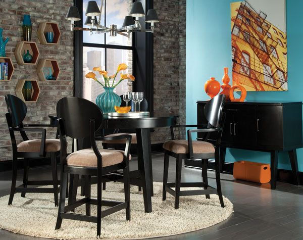 Room Standard Bryant Counter Height Dining Set