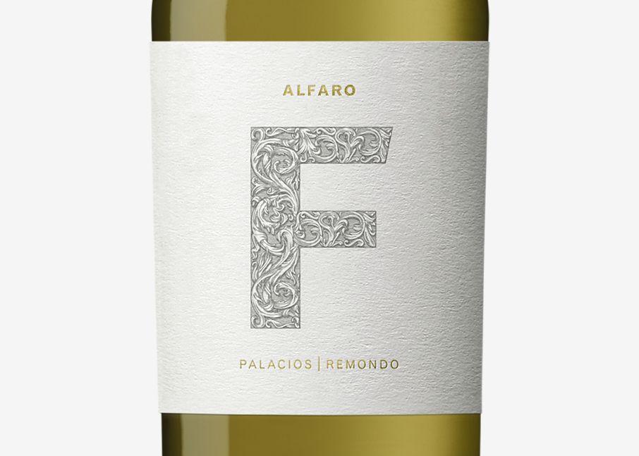 Alfaro Barroco wine. Designed by Dorian