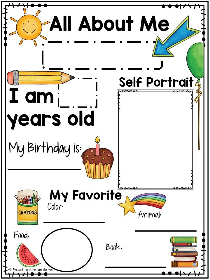 Fun and Exciting August Preschool Themes