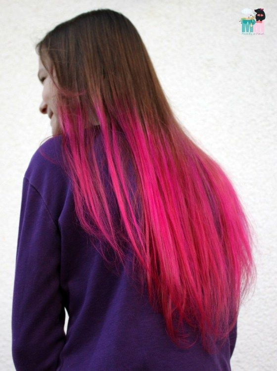 Directions Haare Farben Anleitung Rote Haare Ohne Pinkstich F 228