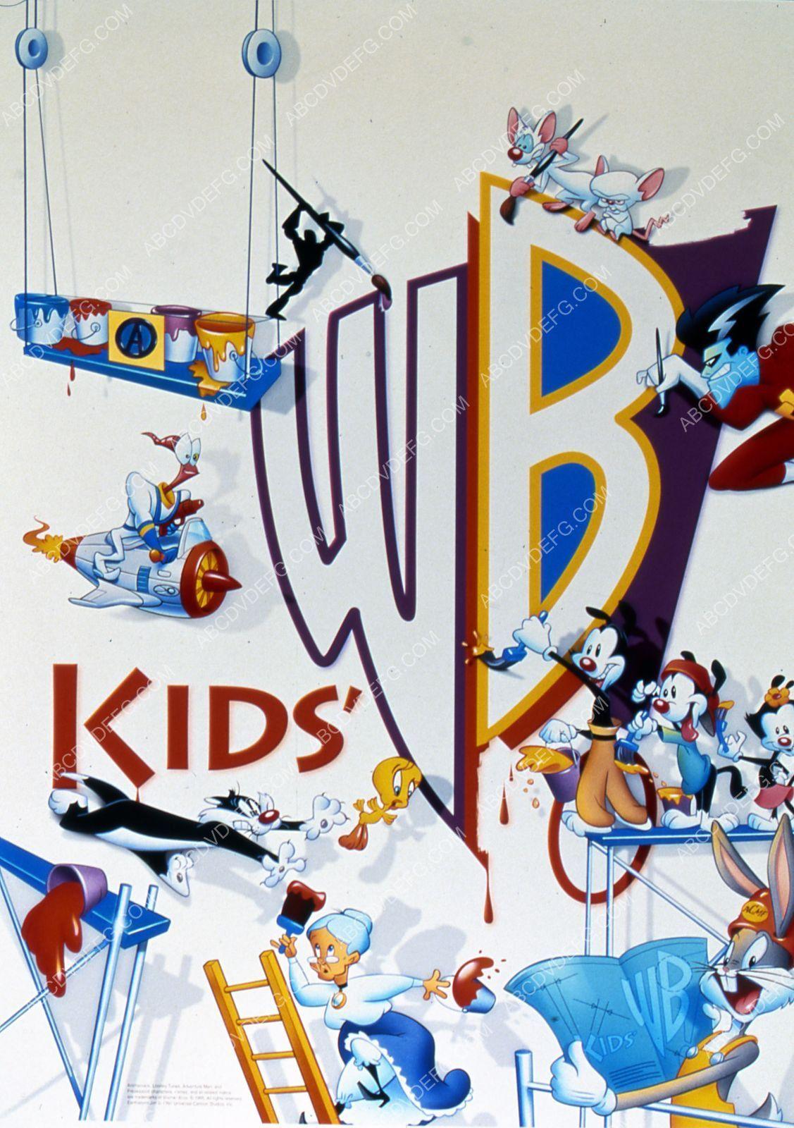 Animation Promo TV Kids WB Network 35m 6691