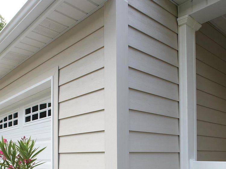 Everlast Composite Siding Beige Composite Siding Clapboard