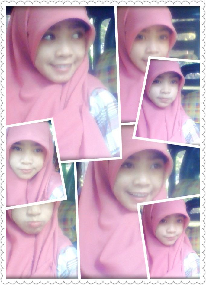Merah muda~