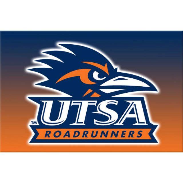 Utsa Roadrunners Road Runner College Logo San Antonio