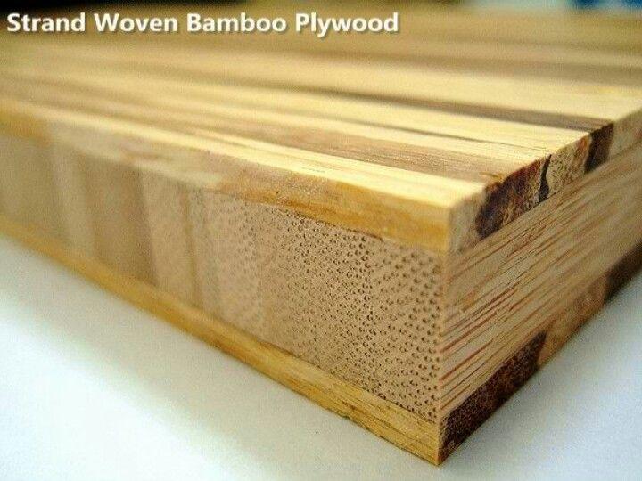 Bamboo Plywood Bambu Madera Arquitectura