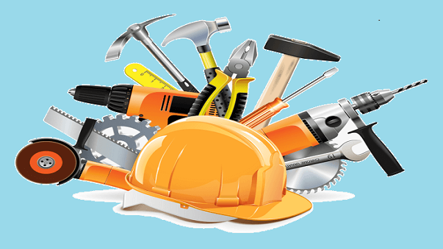45 Construction Tools With Images For Best Construction Uses Construction Tools Masonry Tools Construction