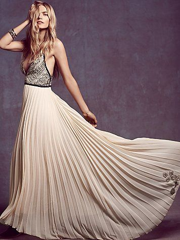 d46c76dd53ed Belle of the Ball Maxi Chiffon Maxi Dress