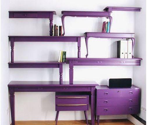 Home office \u2013 Do it yourself - Wohnzimmer Ideen Zum Selber Machen
