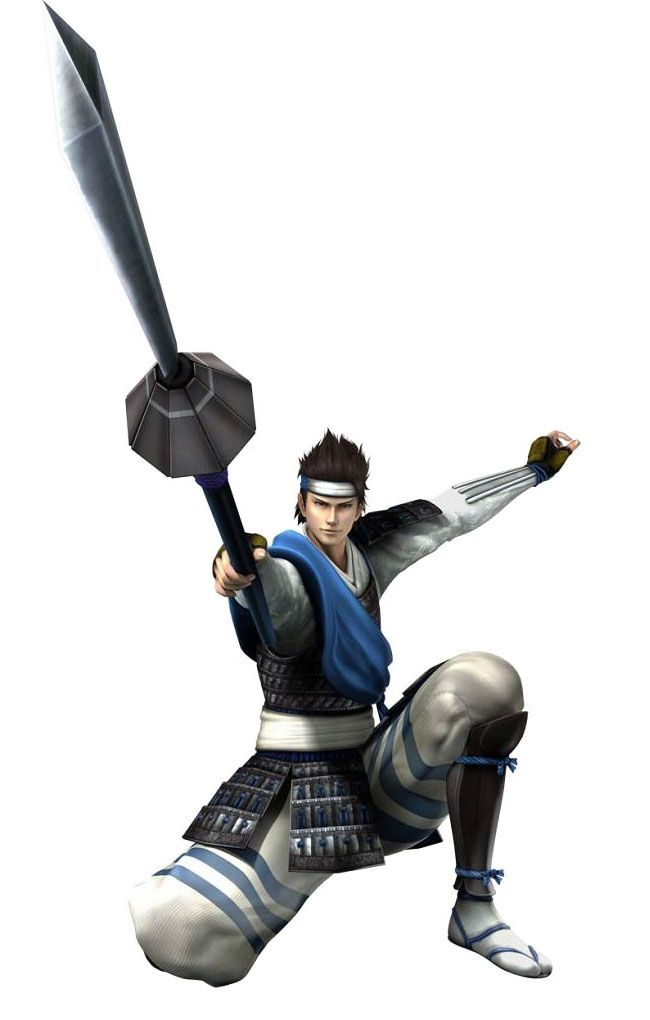 Utsunomiya Hirotsuna Characters Art Sengoku Basara Samurai Heroes Sengoku Basara Basara Hero Arts