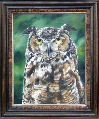 Spectacled Owl At Woodland Park Zoo Woodland Park Zoo Woodland Park Woodland