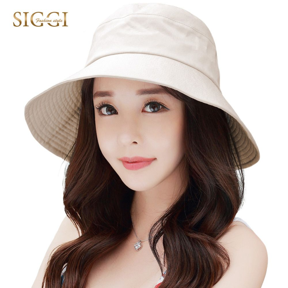 ece31e02193 Womens sun hat for women summer cap wide brim uv upf 50 fashion packable  foldable