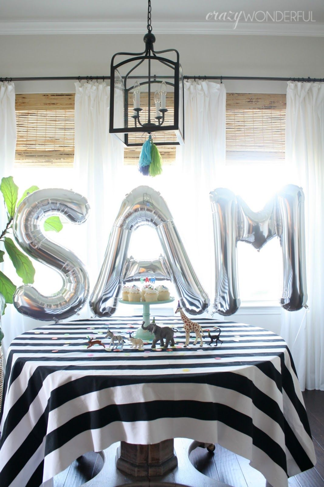 Crazy Wonderful: samuel\'s 3rd birthday party | party || Can I come ...