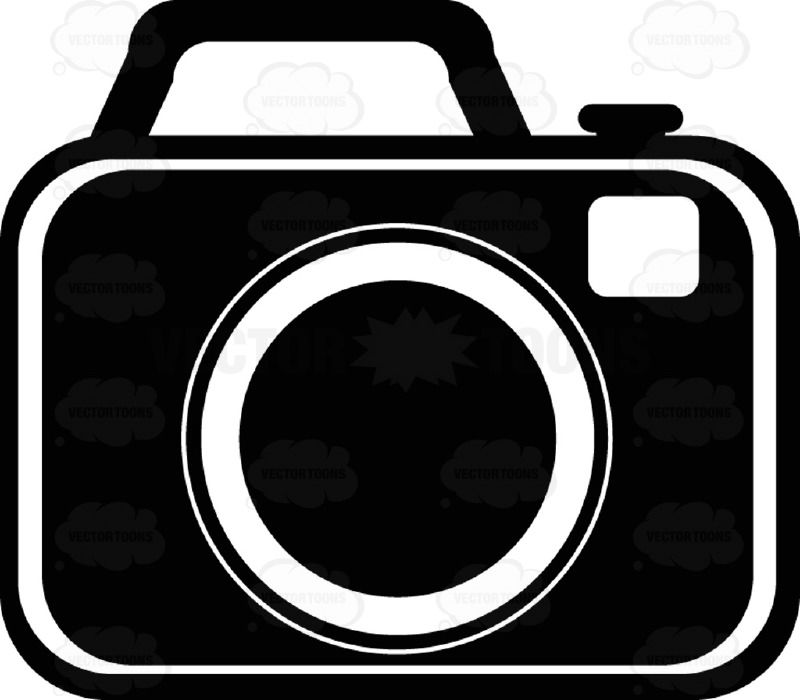 camera black and white computer icon rh pinterest com camera lens clipart black and white camera lens clipart