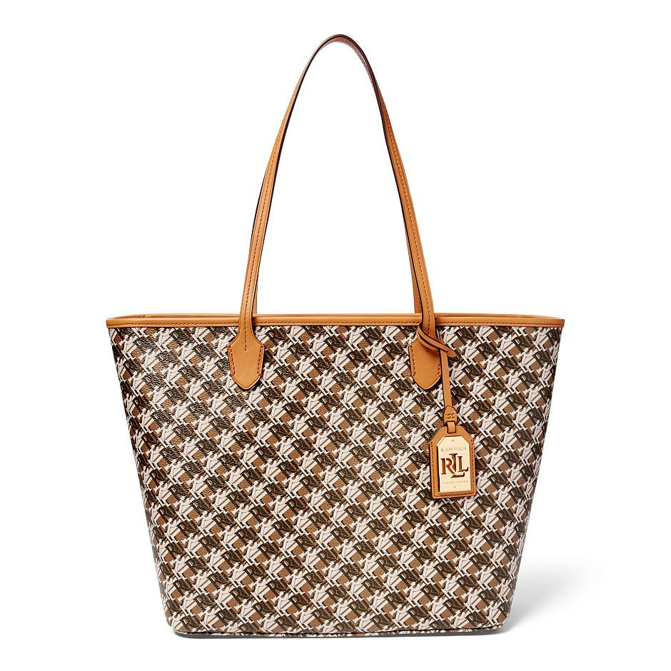 Ashley Faux-Leather Tote