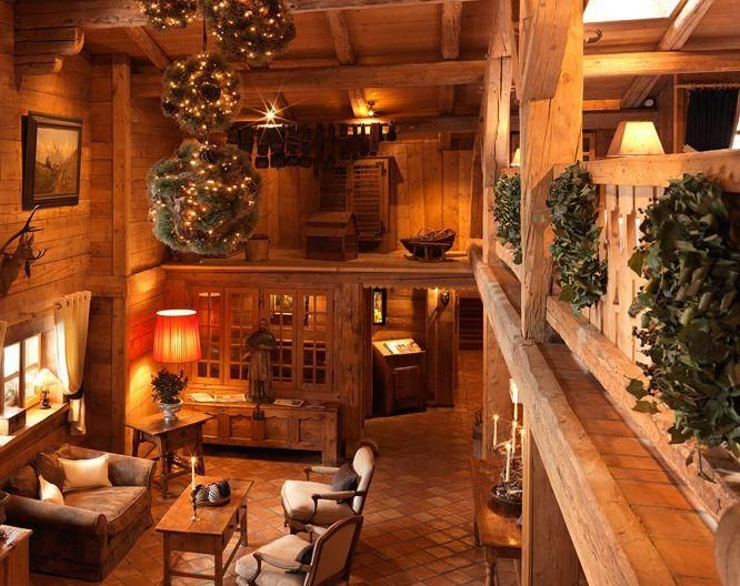 Hotel Le Fer A Cheval Megeve France Luxe Luxury Travel
