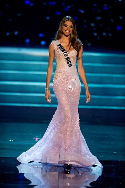 Miss Puerto Rico is GB's Best in Evening Gown U12 | Fashion ...