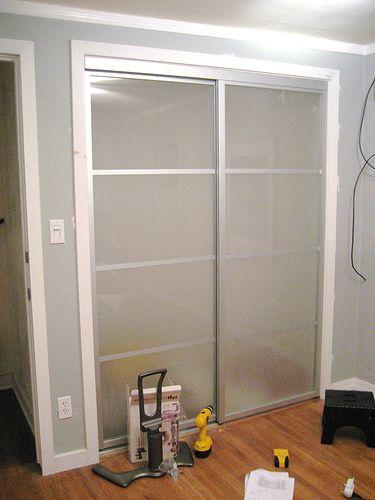 10 Easy And Diyable Closet Door Ideas Door Makeover Diy Mirror