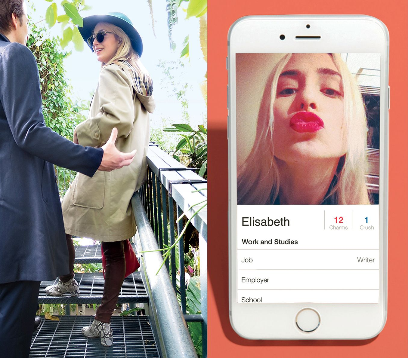 One Vogue Editor Tries Her Hand at Tinder, Bumble, and