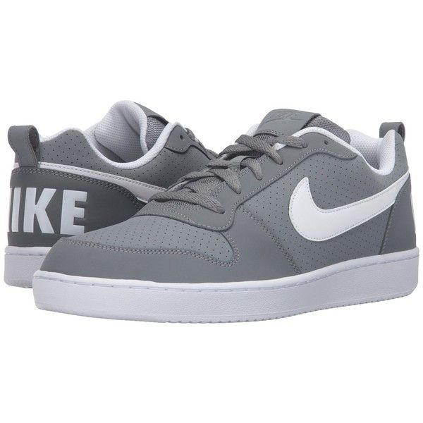 Sociable Compra Municipios  Nike Recreation Low (Cool Grey/White) Men's Basketball Shoes | Mens grey  shoes, White sneakers men, White shoes men