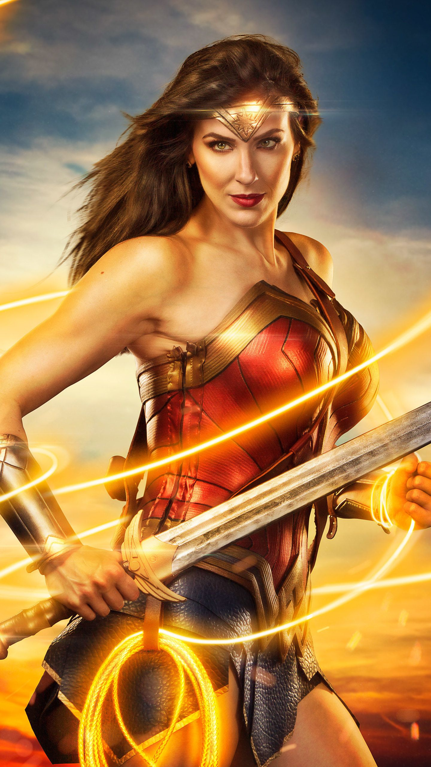 Wonderman Wallpaper Fanart Wonder Woman Batman Wonder Woman Superhero