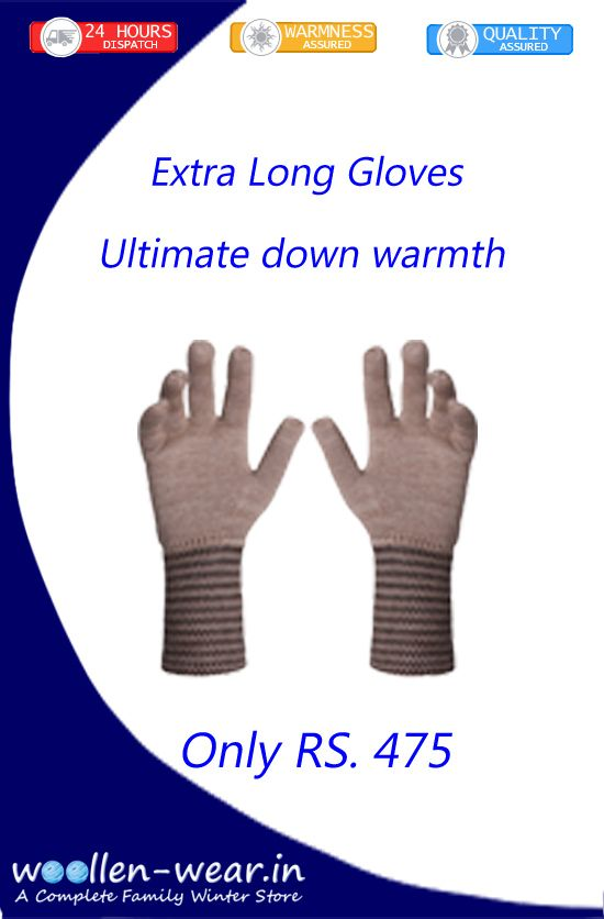 Pure Wool #HandGloves    Wool Mark Certified  Suitable below zero degrees   visit now :http://bit.ly/25G58Lp