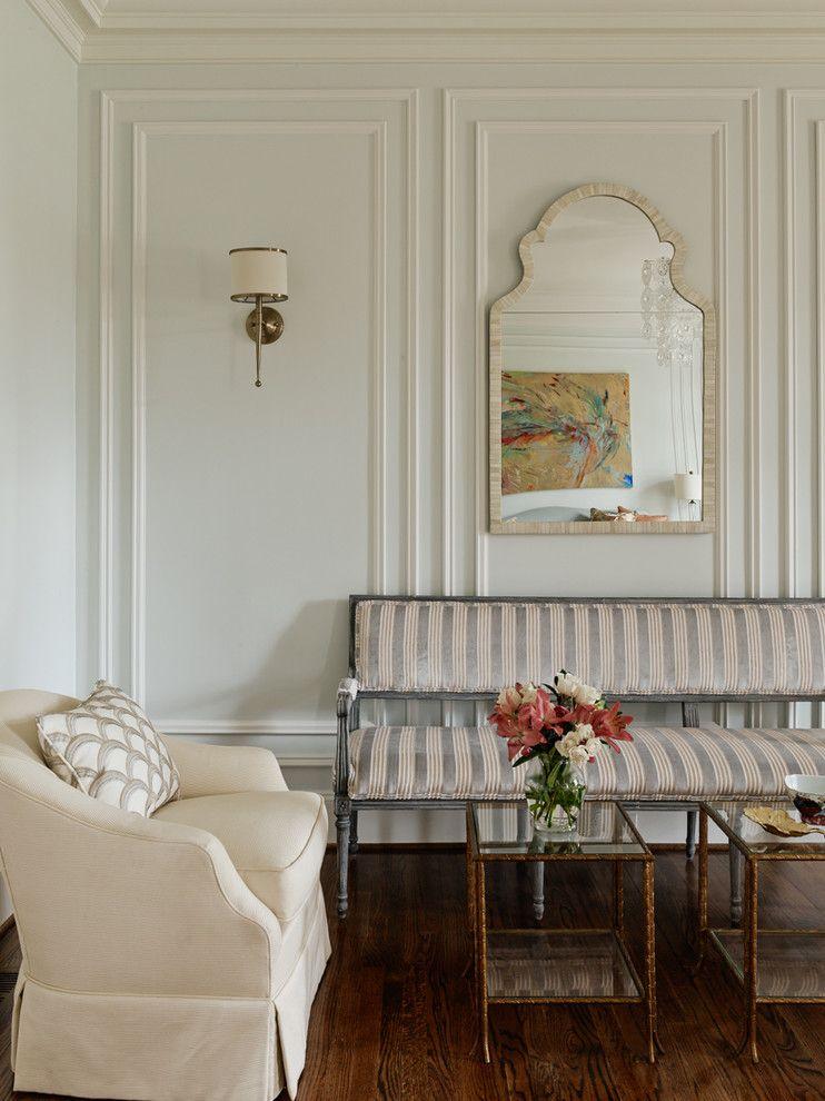 Молдинги для стен: 40+ фото лучших идей декор комнаты ...