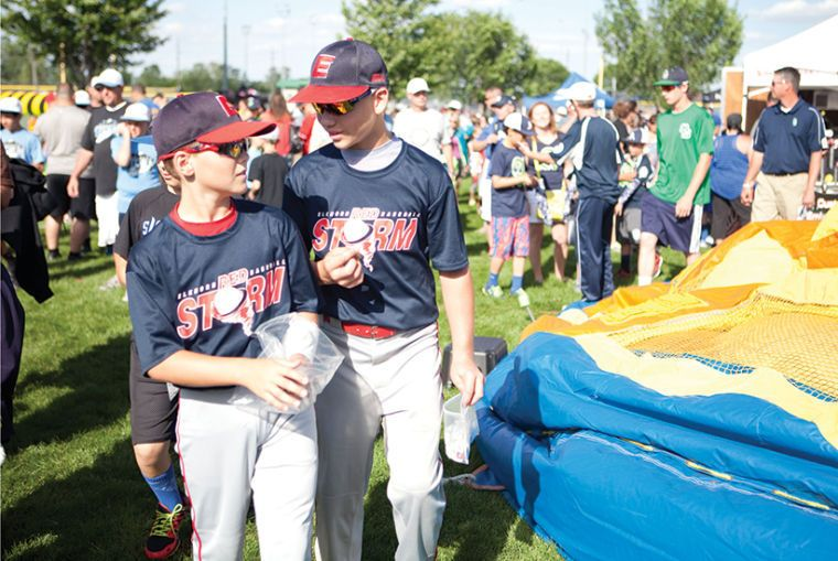 Slumpbuster Tournament Brings Baseball Players Economic Impact To Area Baseball Players Tournaments Baseball
