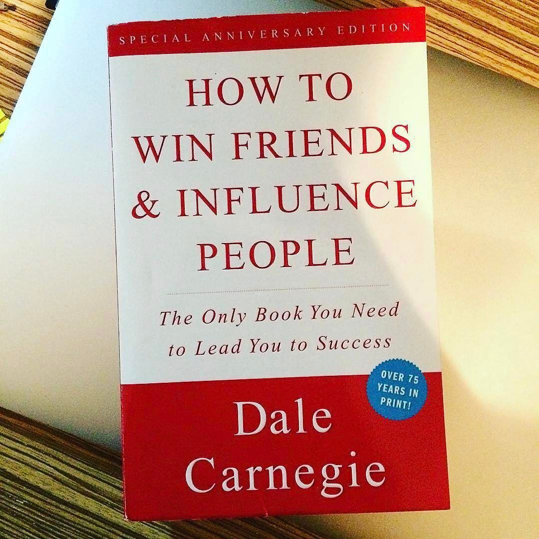 Throwback Thursday's How To Win Friends And Influence