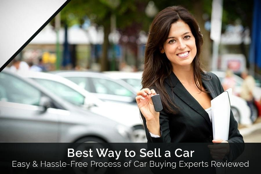 Best way to sell a car easy hasslefree process of