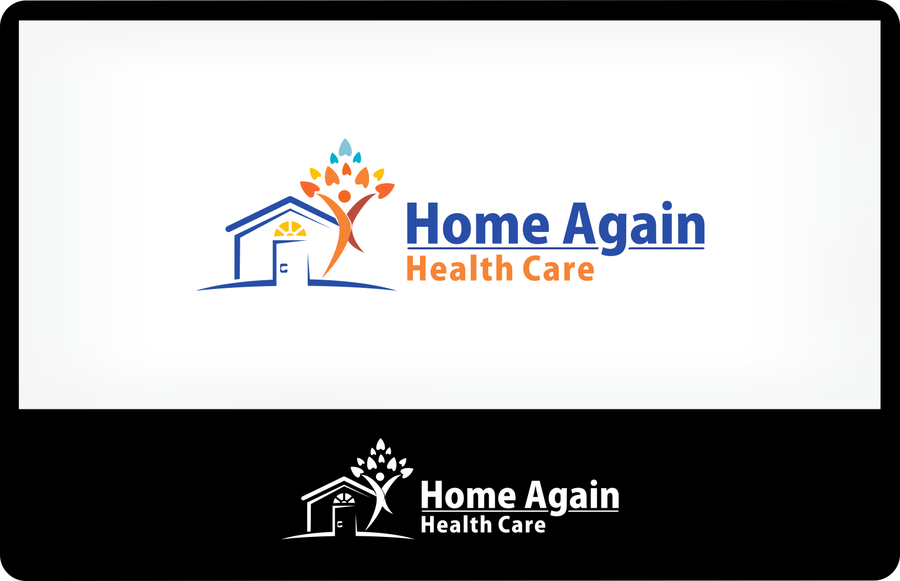 Help Home Again Health Care, LLC With A New Logo By FocusMr