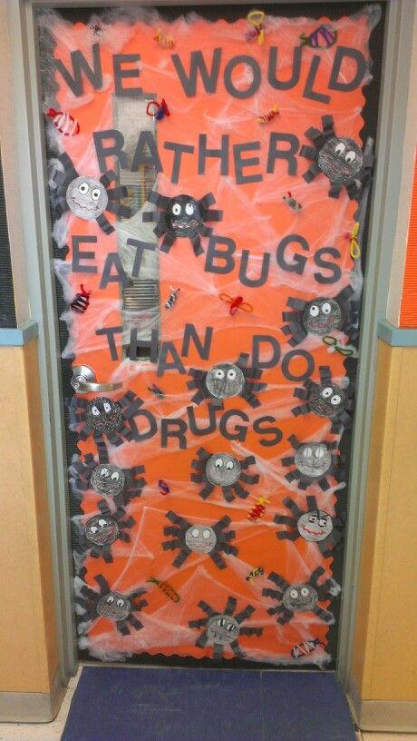 Drug Free Week My Door Nc With Images Drug Free Door