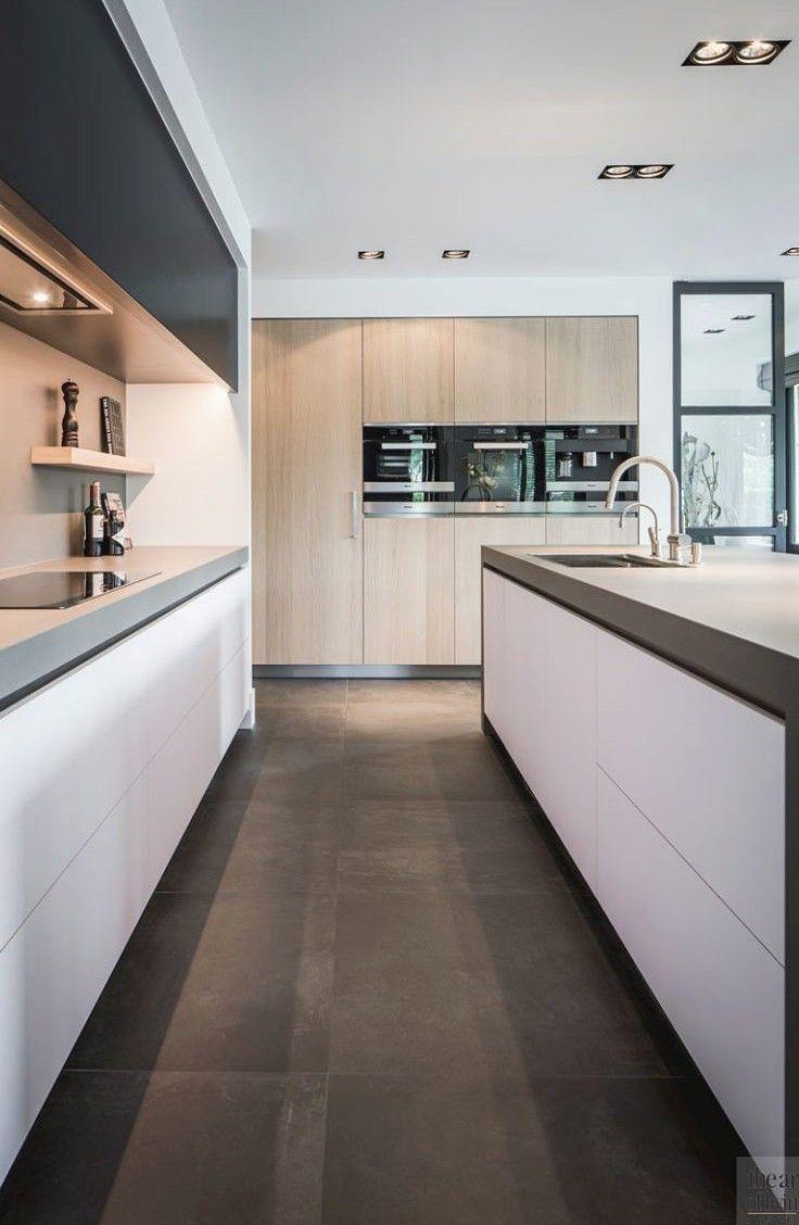 12+ Awesome Kitchen Remodel Ideas Plugs Ideas #whitegalleykitchens