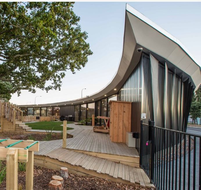The Beautifully Designed Chrysalis Childcare Centre