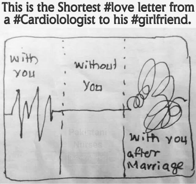 Funny love letter for girlfriend