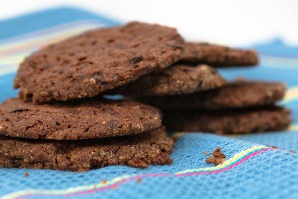 Ricetta (xmamma): Biscotti shortbread al cioccolato