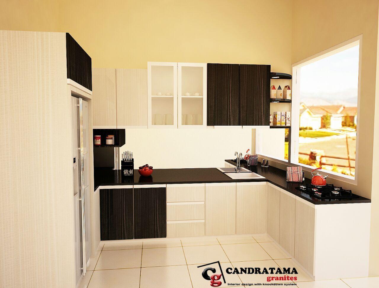 Pin Oleh Desain Interior Kediri 082183 Di Kitchen Set 082183260005 Di 2020 Interior Desain Interior Interior Dapur