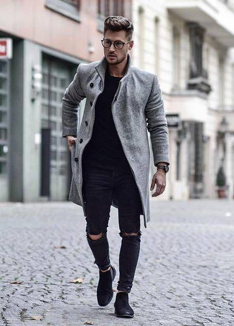 1669e45fd1fc Pin by Adriana Mckenzi on Men s   Mens fashion, Stylish men, Fashion