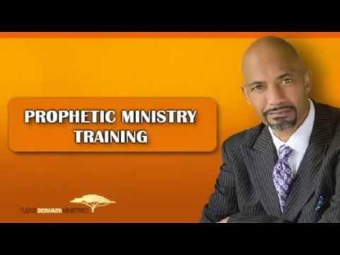 Prophetic Ministry Training 2 Bishop Tudor Bismark | Moral