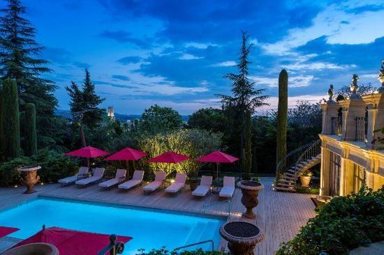 Lovely La Villa Gallici Restaurant, Aix En Provence   Restaurant Reviews .