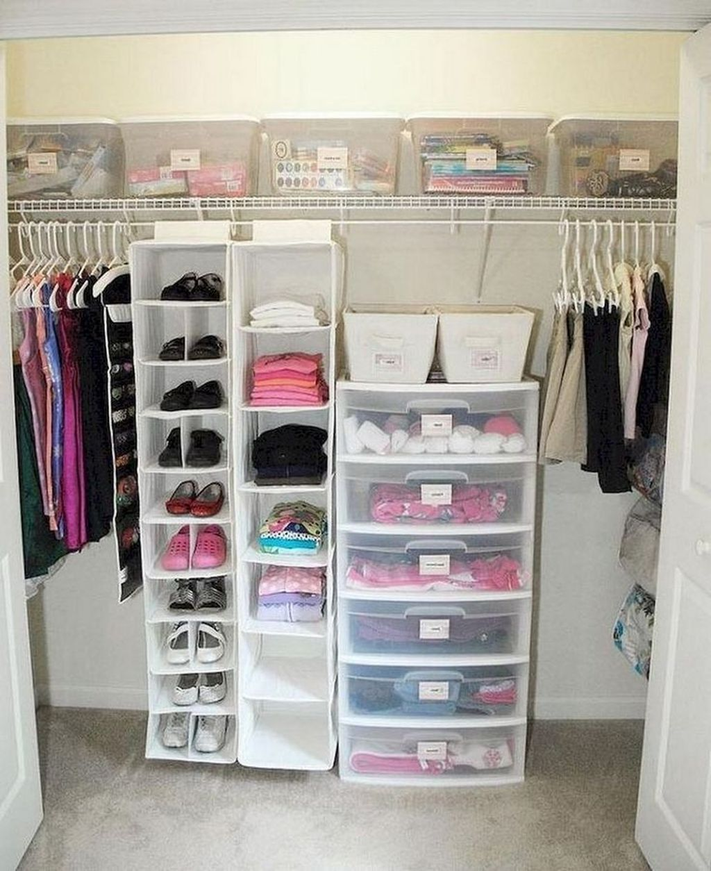 30+ preiswerte Schlafzimmer Organisation Ideen auf einem Etat - #bedroom #budget #ideas #inexpensive #organization -