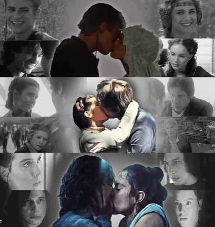 Star Wars couples