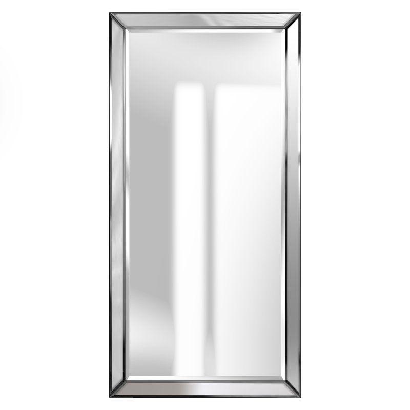 Tiverton Beveled Full Length Mirror Mirror Decor Beveled Mirror Gold Mirror Wall #rectangular #wall #mirror #for #living #room