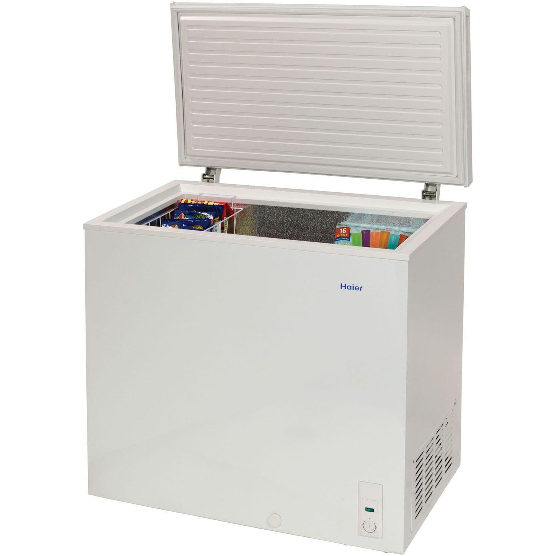 Haier HF71CM33NW 7.1 Cu. Ft. Chest Freezer Chest freezer